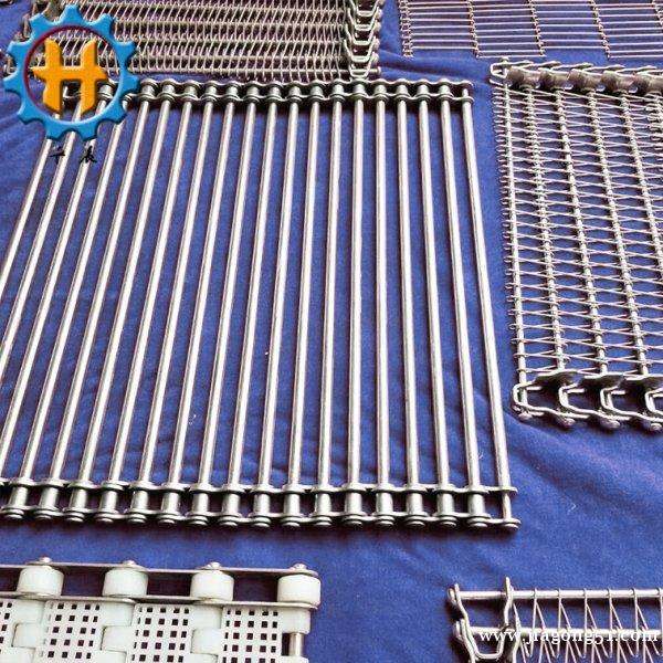 网带不锈钢网带网链链板金属输送带铁丝网格传送带