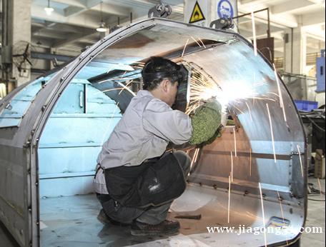 珠三角地区钣金加工厂,创兴精密钣金定制加工大型工厂